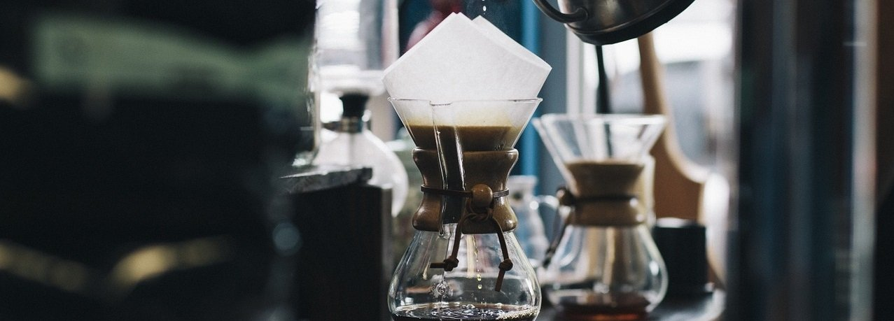 Kaffe utstyr