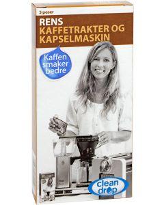 Clean Drop Rensevæske for kaffetrakter