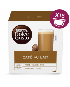 Dolce Gusto Cafe Au Lait