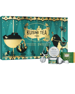 Kusmi Tea Adventskalender En eksklusiv julekalender