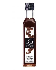1883 de Philibert Routin kaffe sirup Chocolate 250 ml