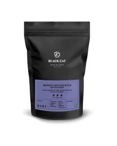 Black Cat Mexico Motozintla Dekaffeinert - Koffeinfri og Økologisk 1kg Hele Bønner