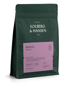 Solberg & Hansen - Brasil - Fazenda Barreiro Hele Bønner 250g
