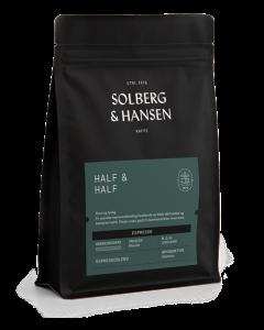 Solberg & Hansen - Half & Half Espresso 2,5 kg