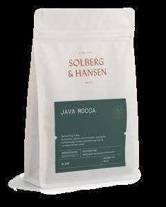 Solberg & Hansen - Java Mocca hele bønner 250g