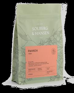 Solberg & Hansen - Rwanda - Tumba Hele Bønner 250g